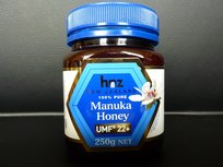 Manuka Honing UMF 24+ gecertificeerd (MGO 1122) van Honey New Zealand / (pot 250 gram)