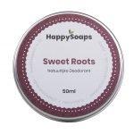 Natuurlijke deodorant-Sweet Roots van HappySoaps 50ml