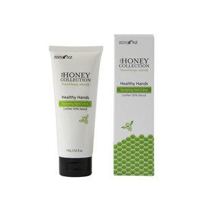 Handcrème Healty Hands met Manuka honing. Intensieve hydratatie van de huid, dé oplossing voor droge handen en kloofjes