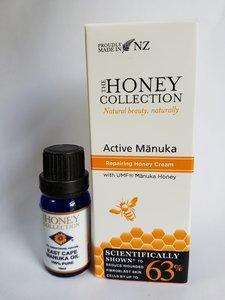 Manuka honing crème en flesje manuka olie