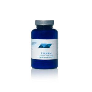 Magnesium citraat Permsal, pot 250 gram